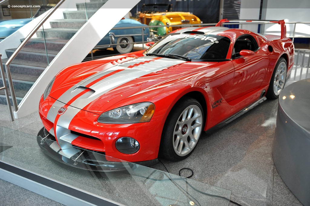 2000 Chrysler Viper #9