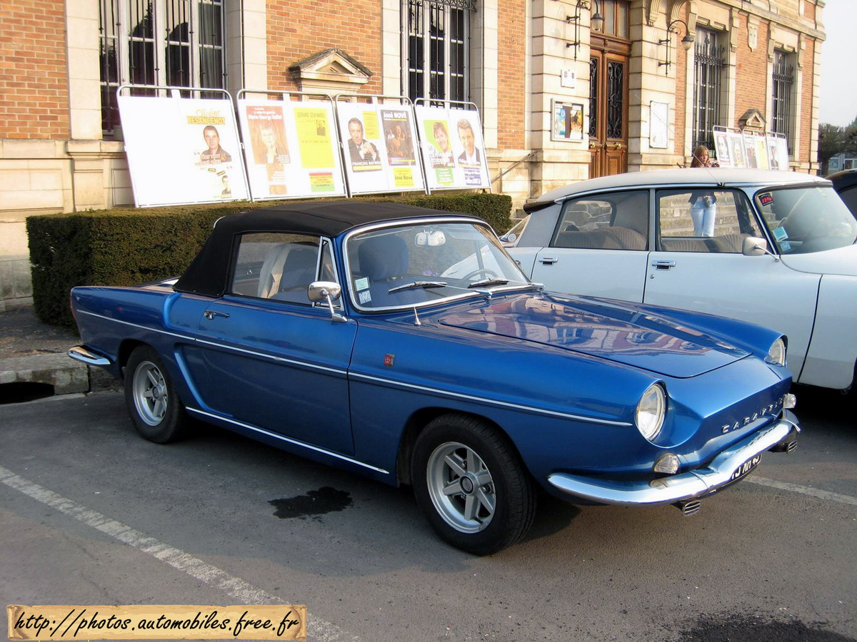 Renault Caravelle #7