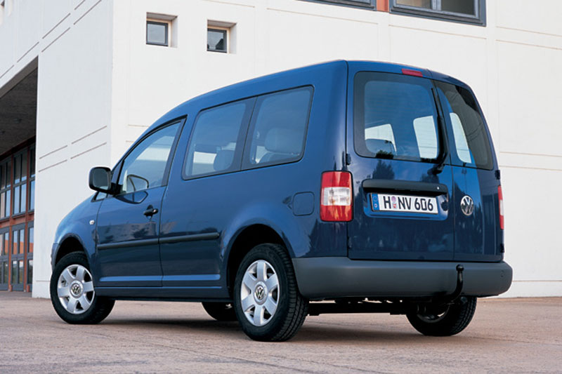 2006 Volkswagen Caddy #5