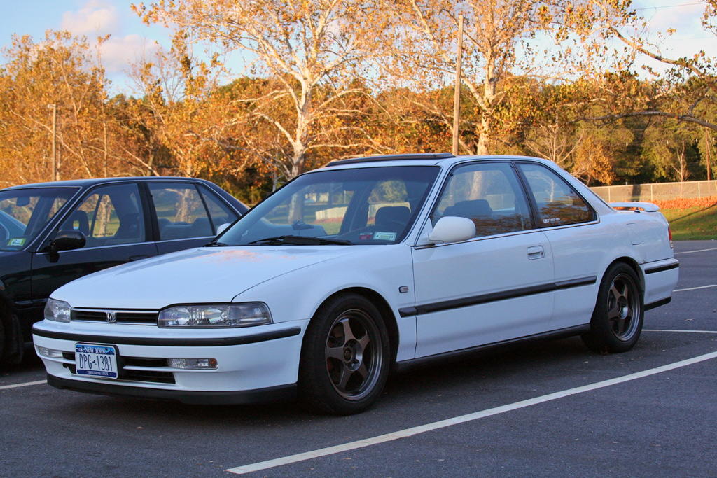 1992 Honda Accord #7