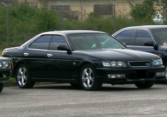 1998 Nissan Laurel #9