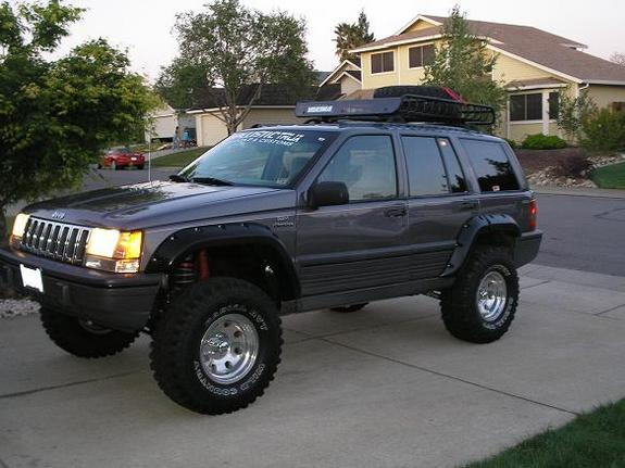 1994 Jeep Grand Cherokee Photos Informations Articles