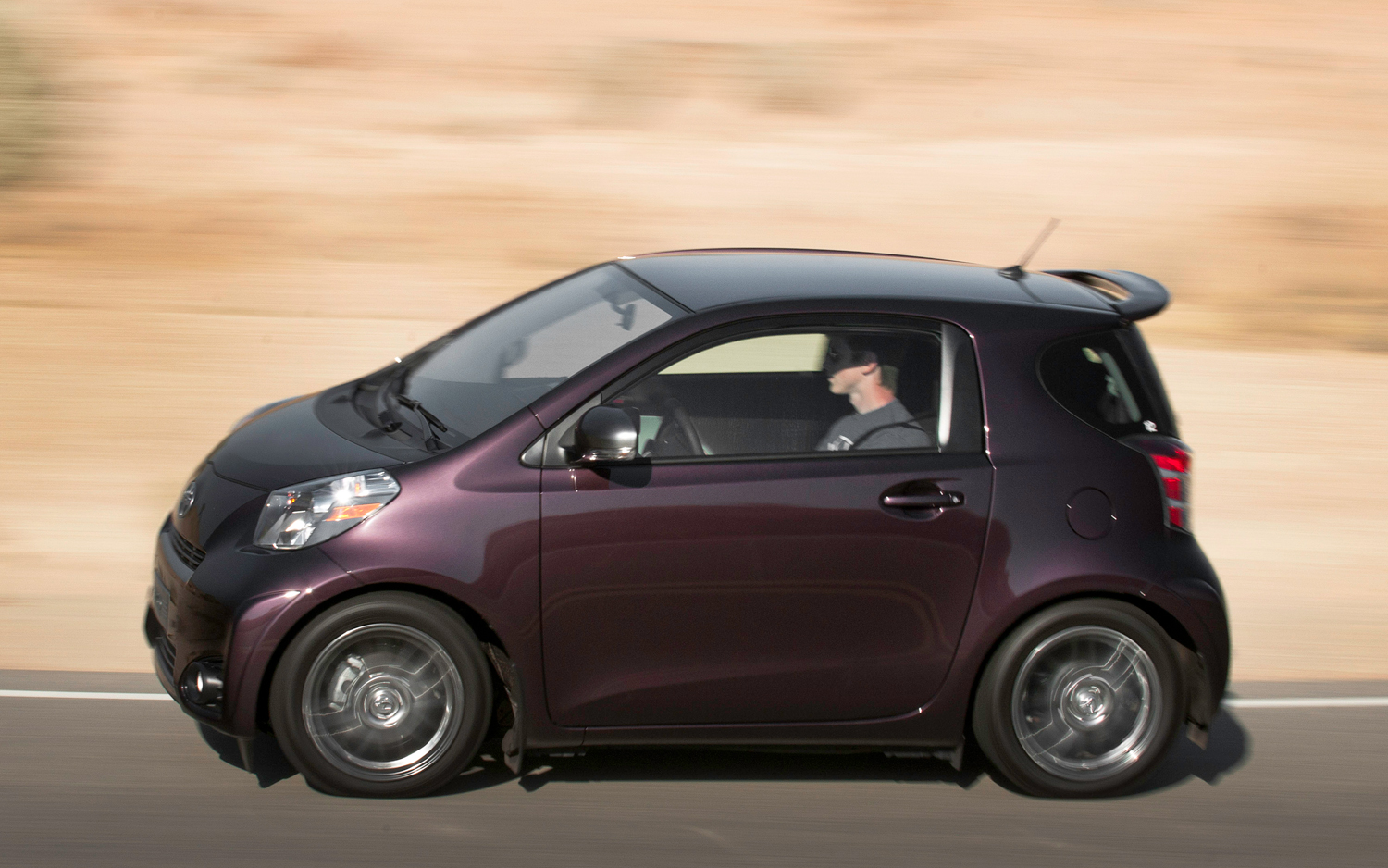 Scion Iq #5
