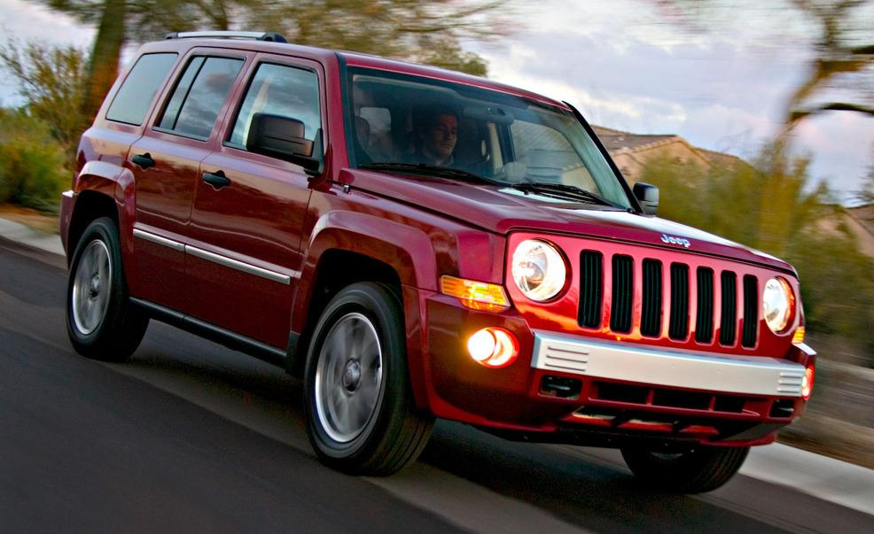 2009 Jeep Patriot #6