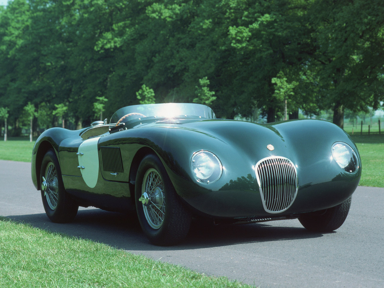 Jaguar C-Type #5
