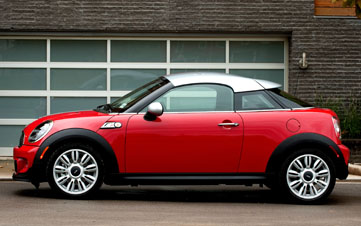 2013 Mini Cooper Coupe #14