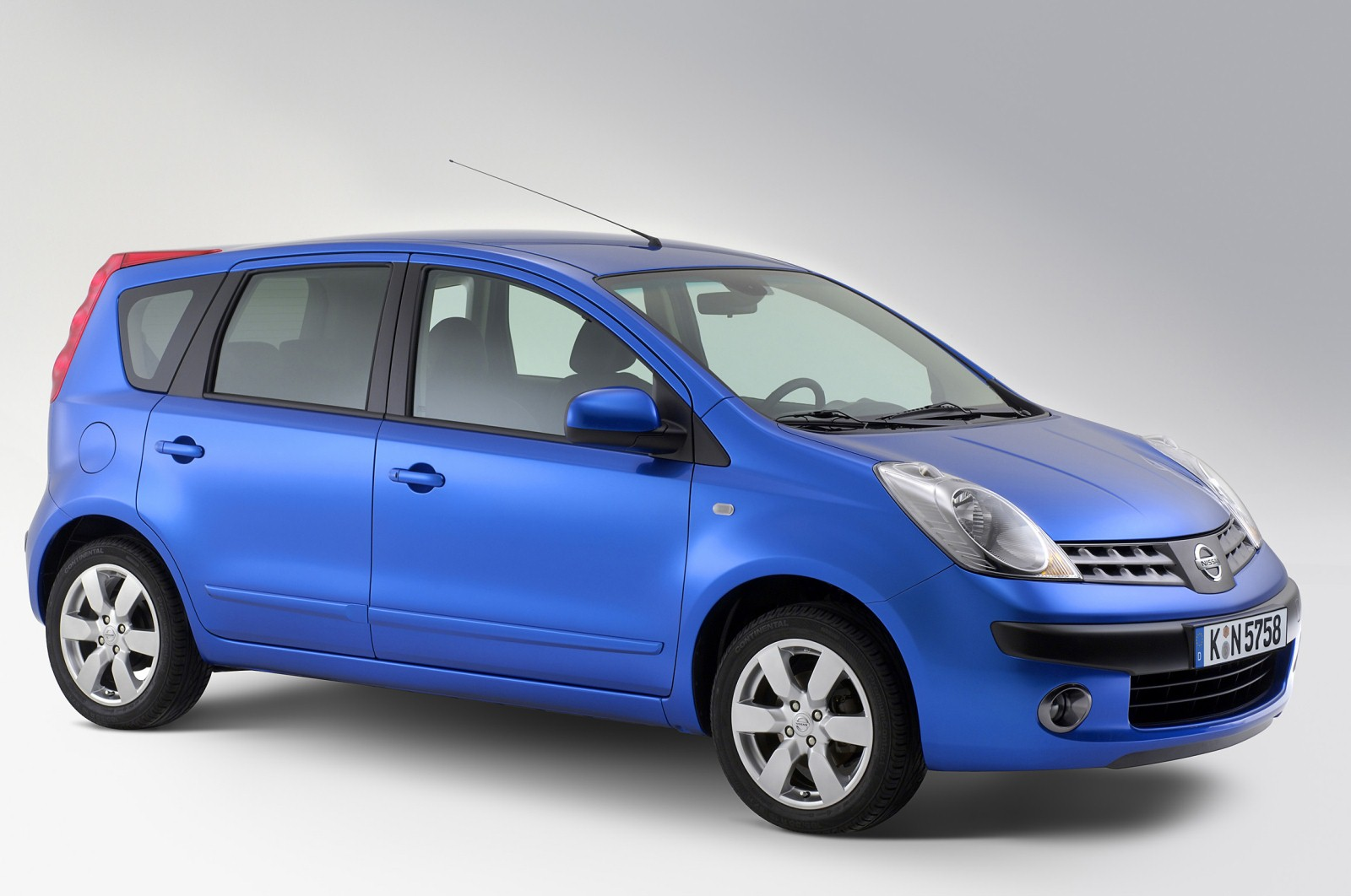 2007 Nissan Note #14