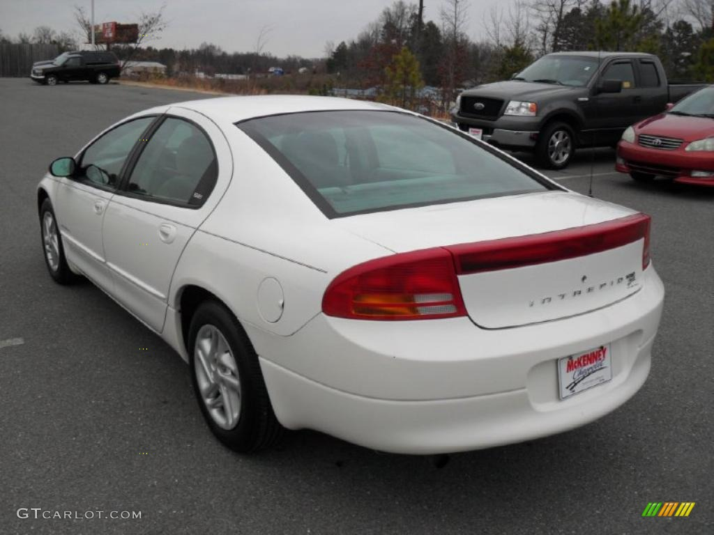 2001 Dodge Intrepid Photos Informations Articles