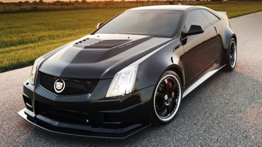 2015 Cadillac Cts-v Coupe #8