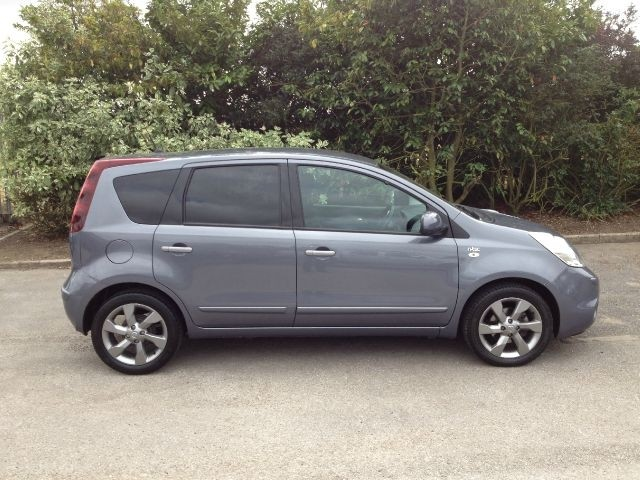 2011 Nissan Note #7