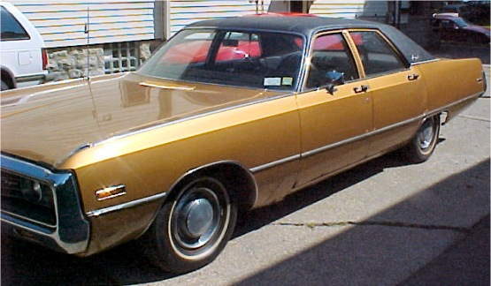 1971 Chrysler Newport #16