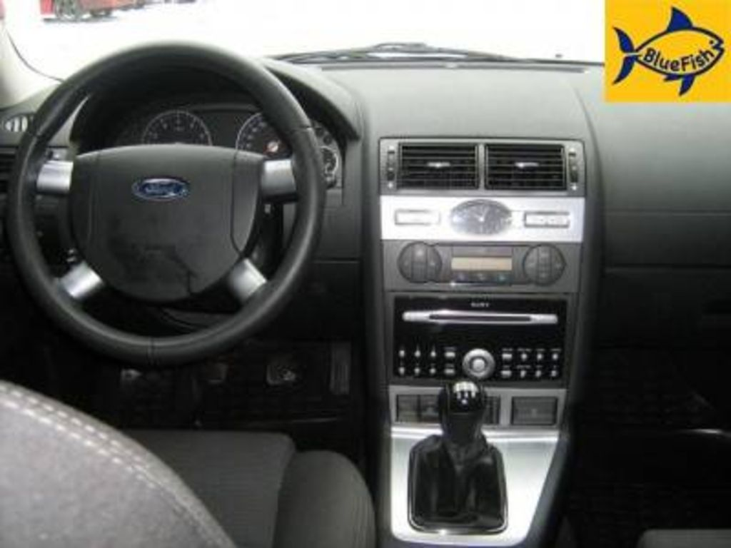 2006 Ford Mondeo #11