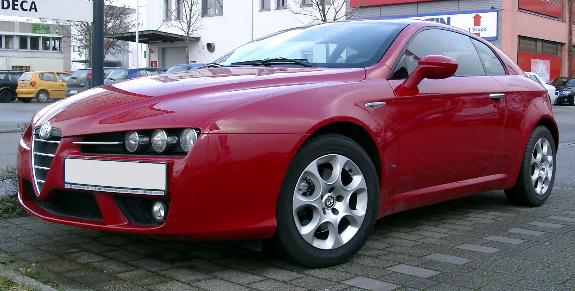 2007 alfa romeo brera photos informations articles. Black Bedroom Furniture Sets. Home Design Ideas