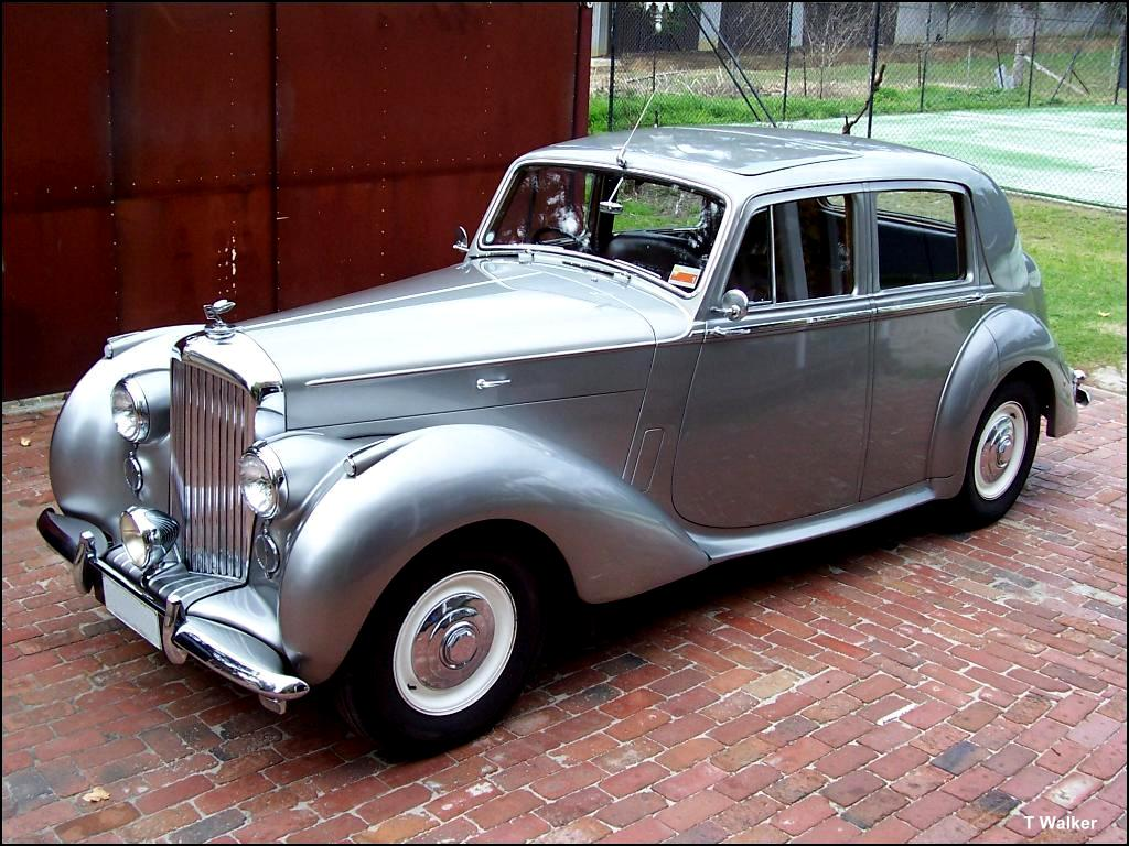 1951 Bentley Mark VI #11