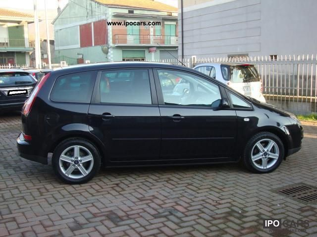 2007 Ford C-MAX #11