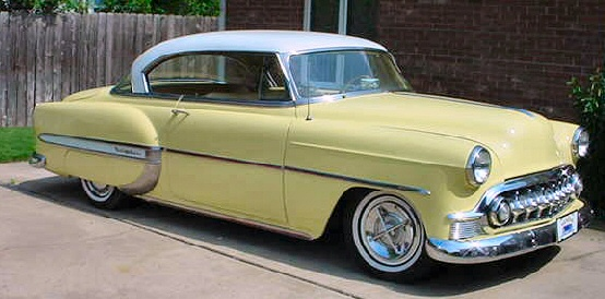 1953 Chevrolet Bel Air #4