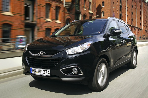 2012 Hyundai Ix35 Photos Informations Articles