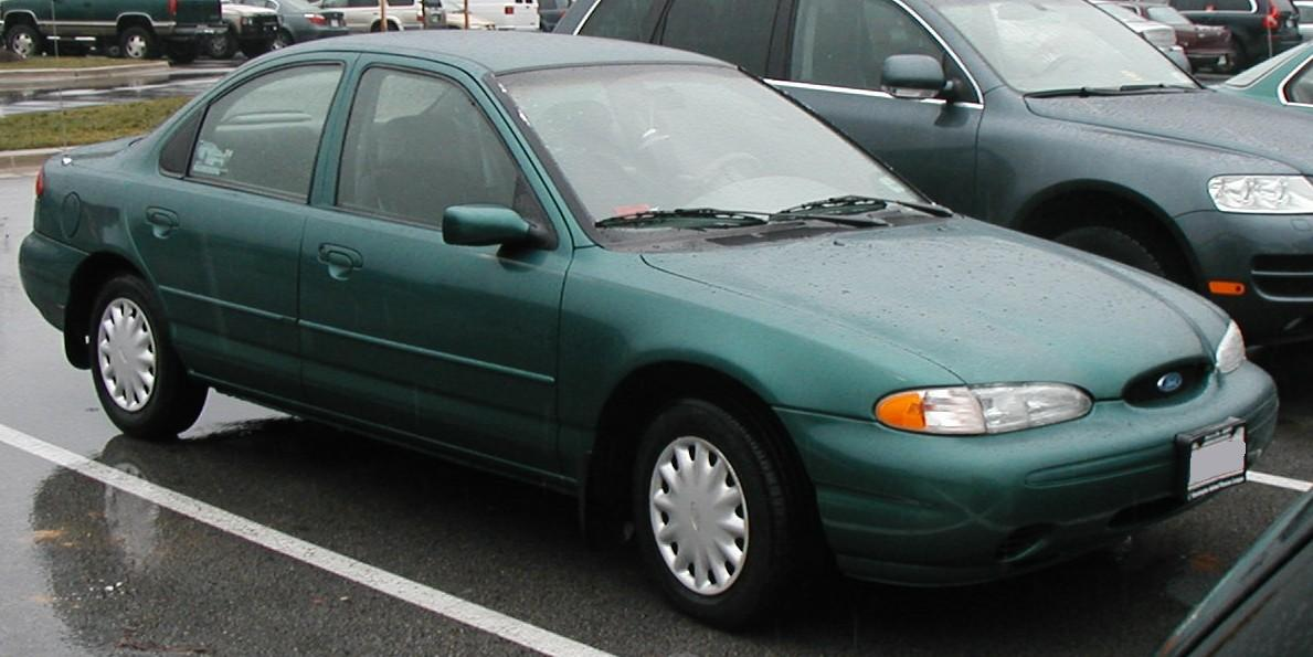 1999 Ford Contour #9