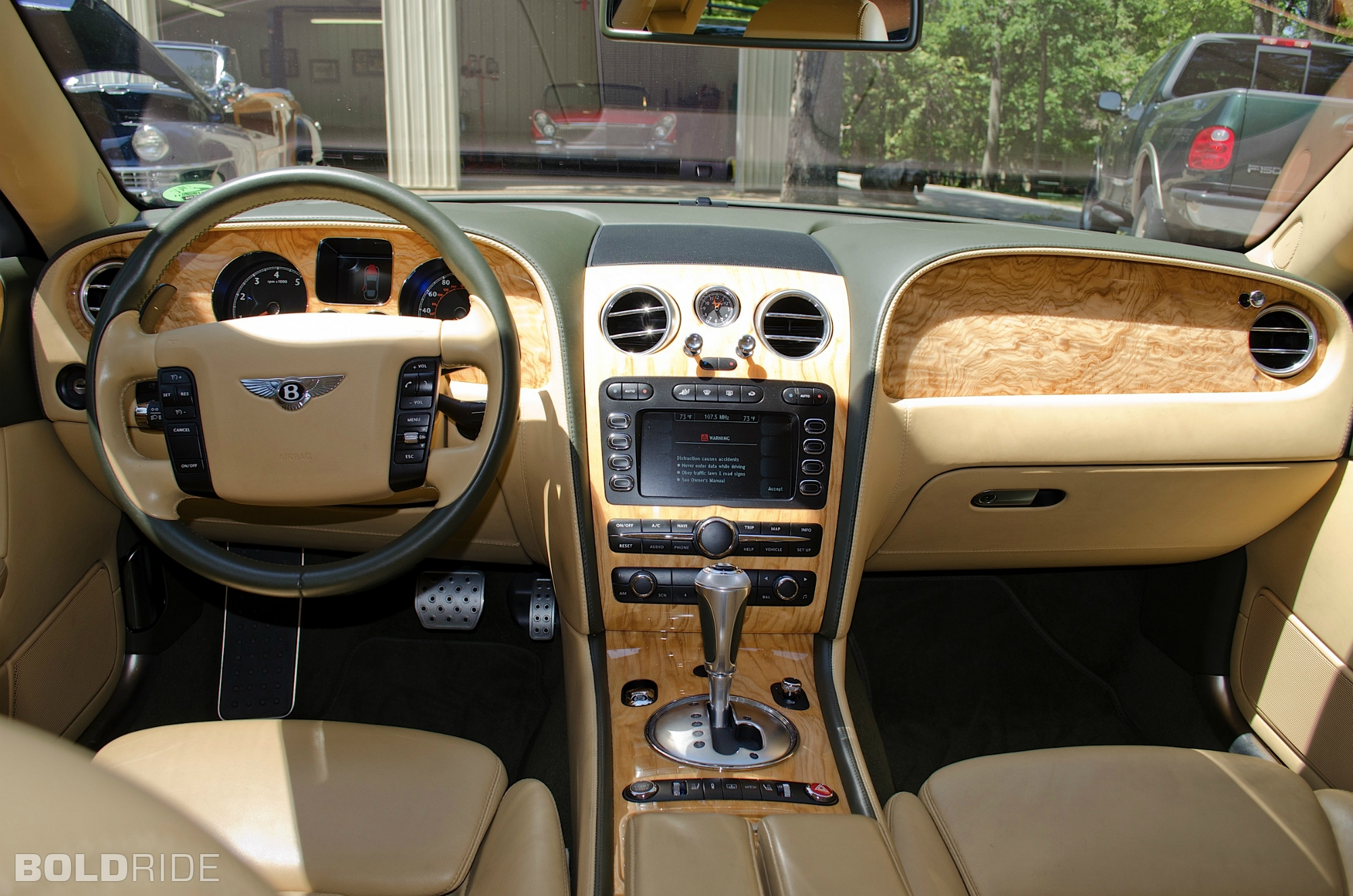 2006 Bentley Continental Flying Spur s Informations Articles