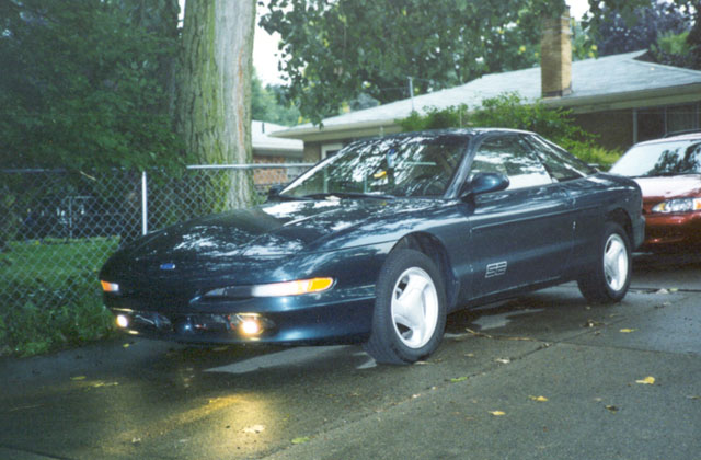 1996 Ford Probe #14