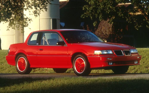1991 Pontiac Grand Am #11