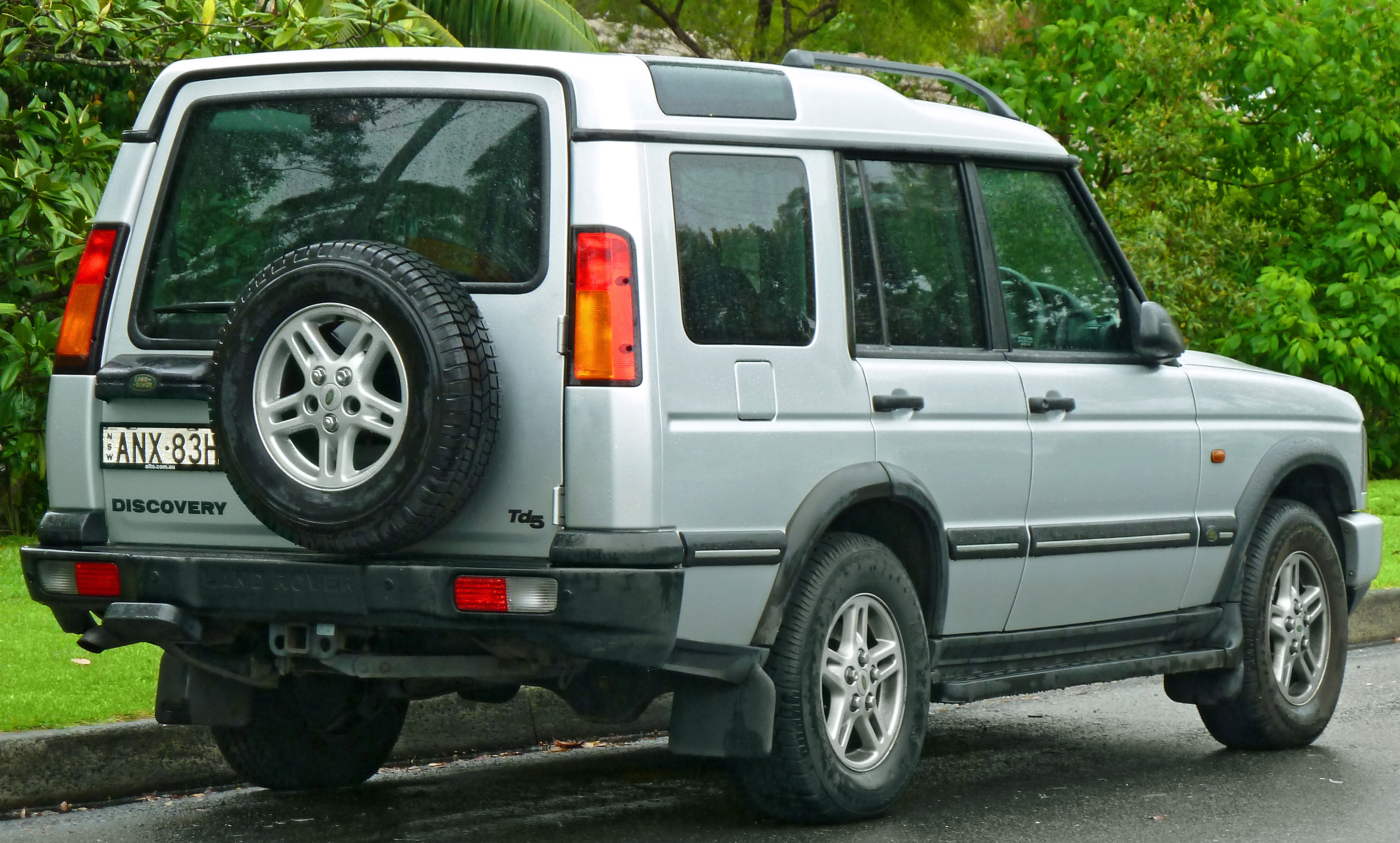 2004 Land Rover Discovery #4
