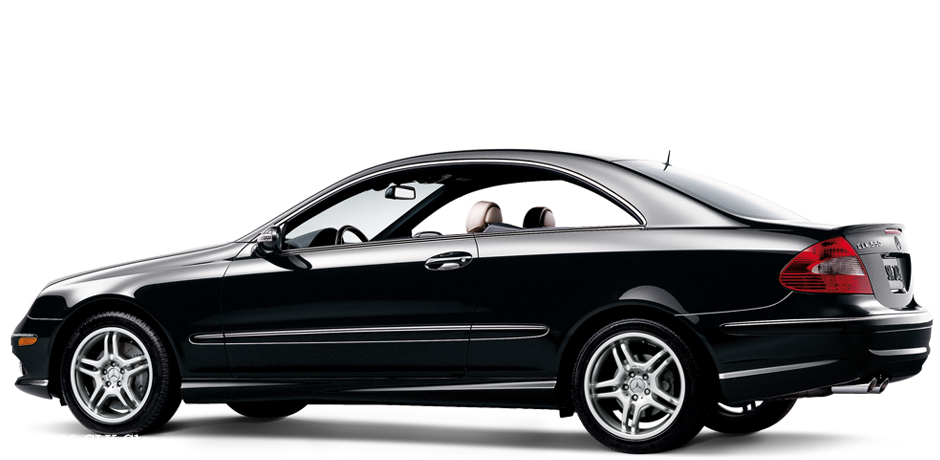 2009 Mercedes-Benz CLK #10
