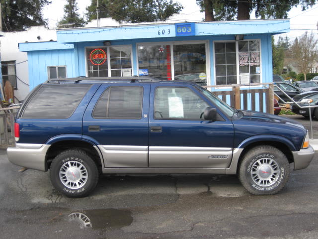 2001 GMC Jimmy #1