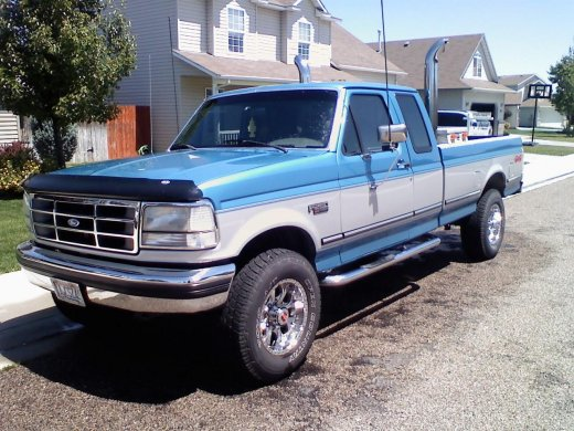 1993 Ford F-250 #14