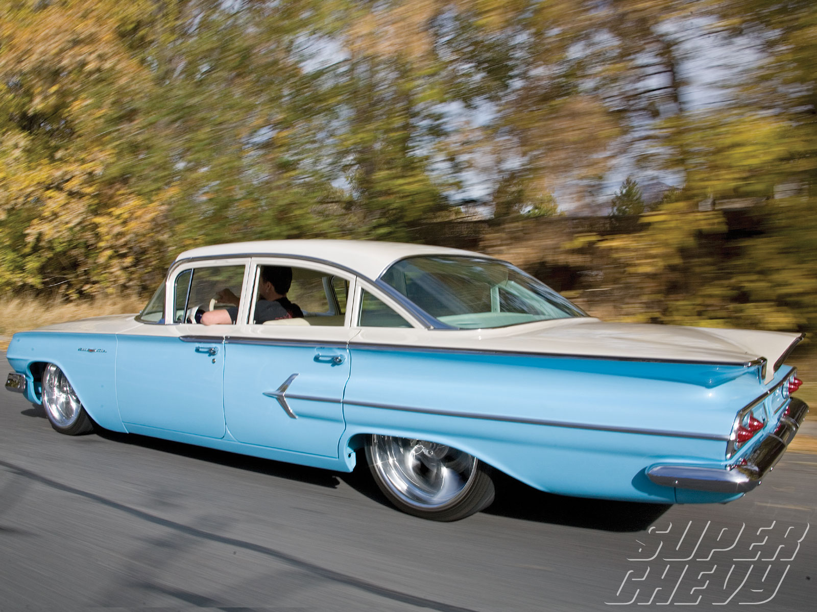 1960 Chevrolet Bel Air #5