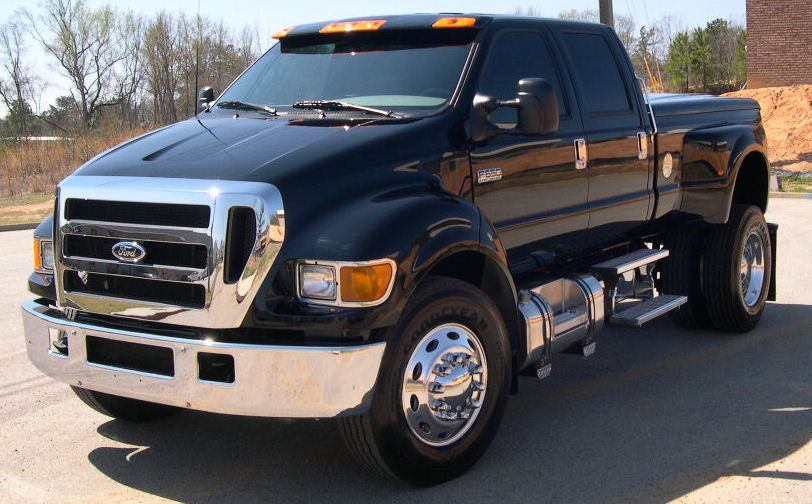 Ford F-650 #5