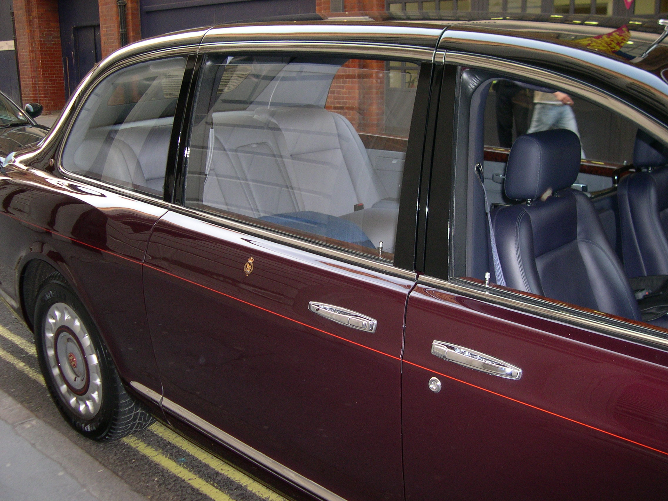 2002 Bentley State Limousine #6