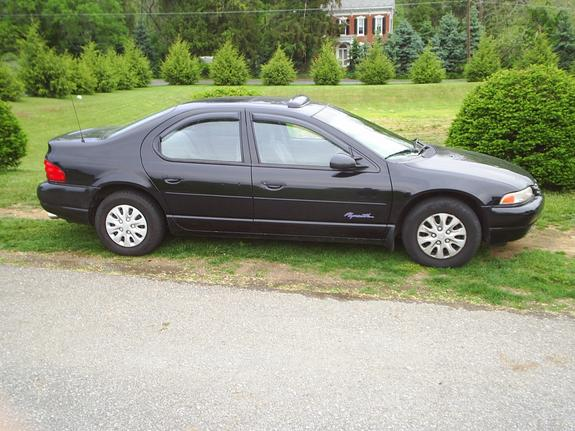 1997 Plymouth Breeze #6