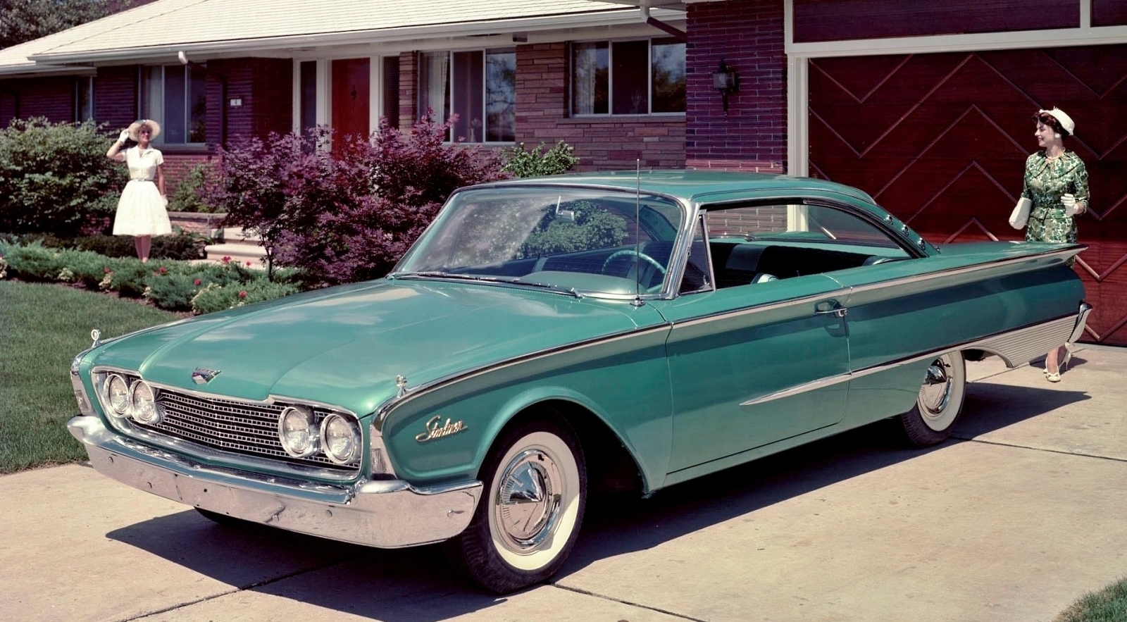 1960 ford galaxie photos informations articles. Black Bedroom Furniture Sets. Home Design Ideas