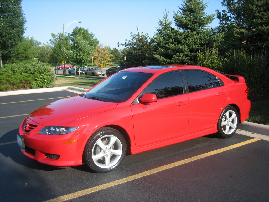 2005 mazda mazda6 photos informations articles. Black Bedroom Furniture Sets. Home Design Ideas