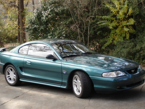 1995 Ford Mustang #4