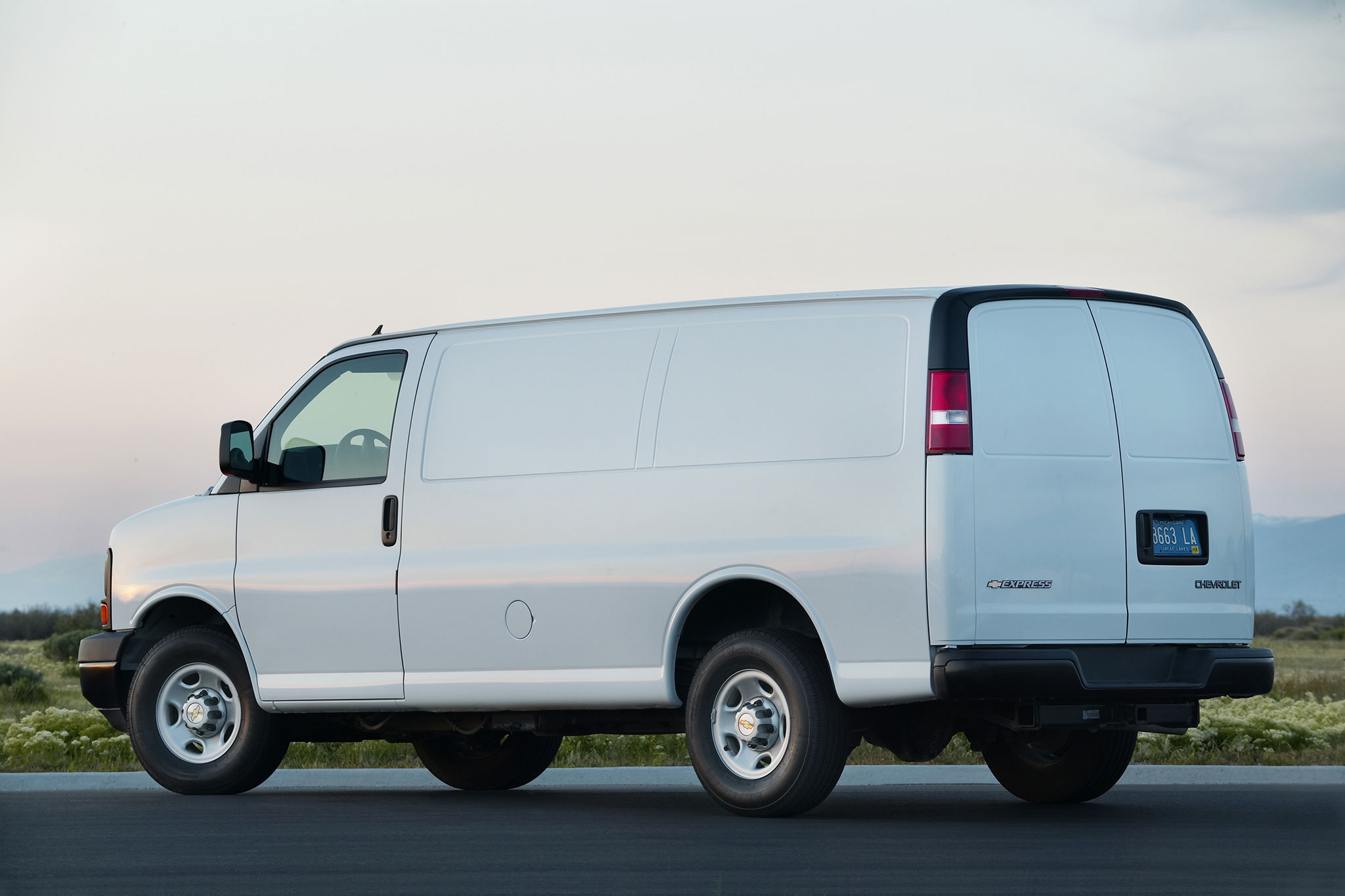 2015 Chevrolet Express Cargo s Informations Articles