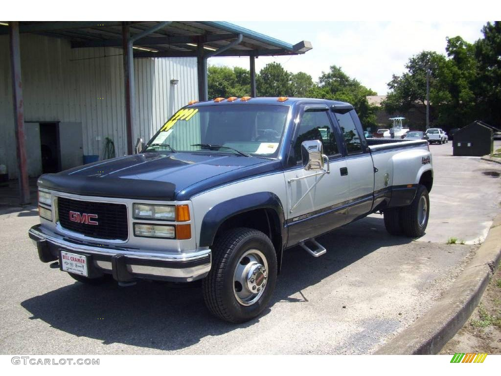 1995 gmc sierra 3500 photos informations articles. Black Bedroom Furniture Sets. Home Design Ideas