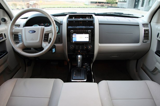 2010 Ford Escape #9