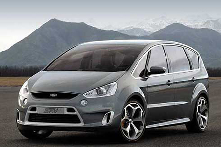 2007 Ford S-Max #12