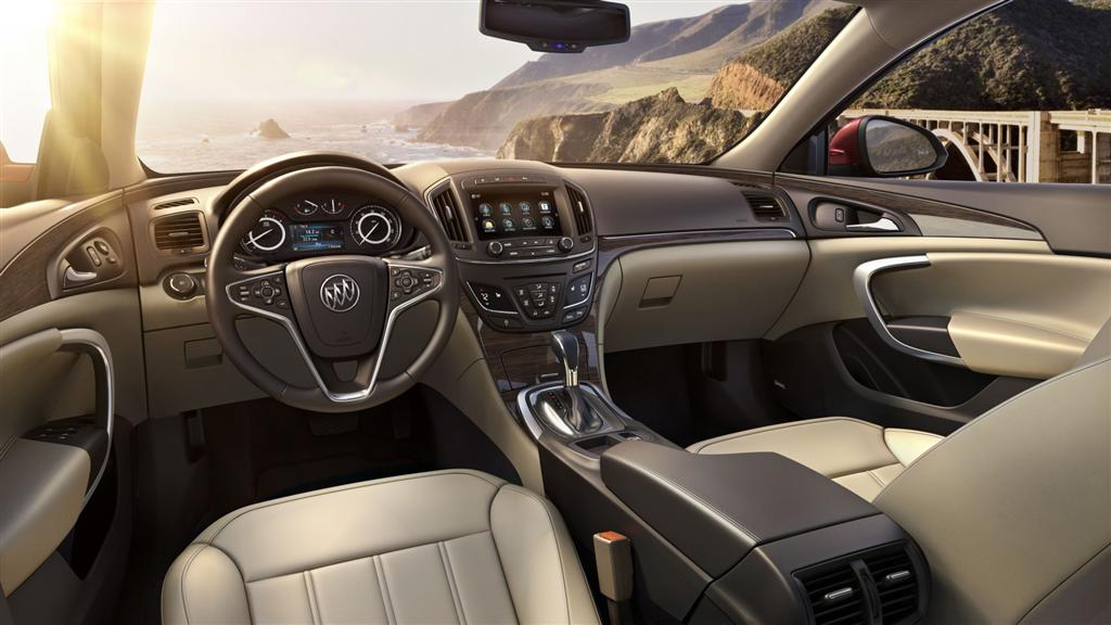 2015 Buick Regal #8
