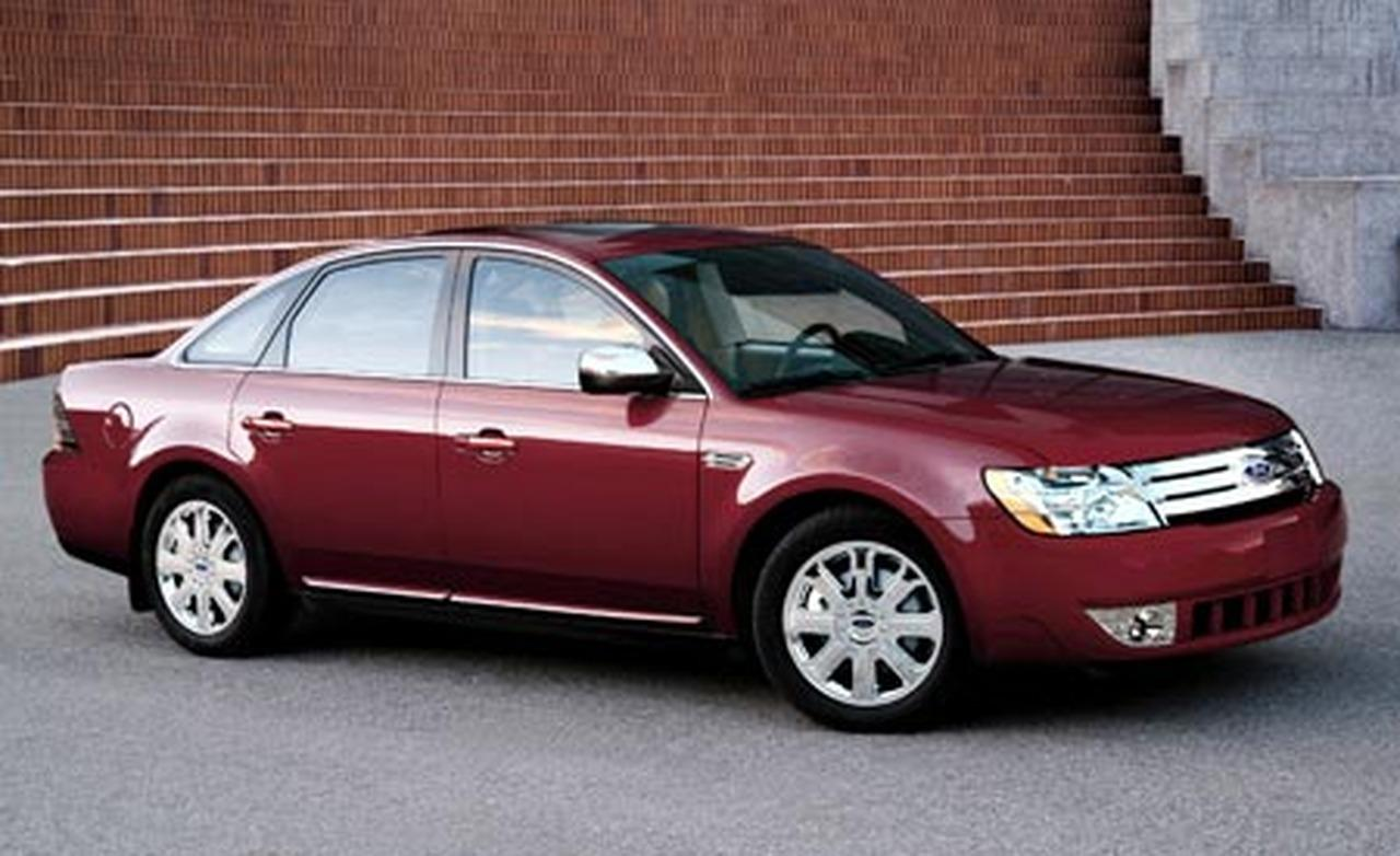 Ford Five Hundred #7