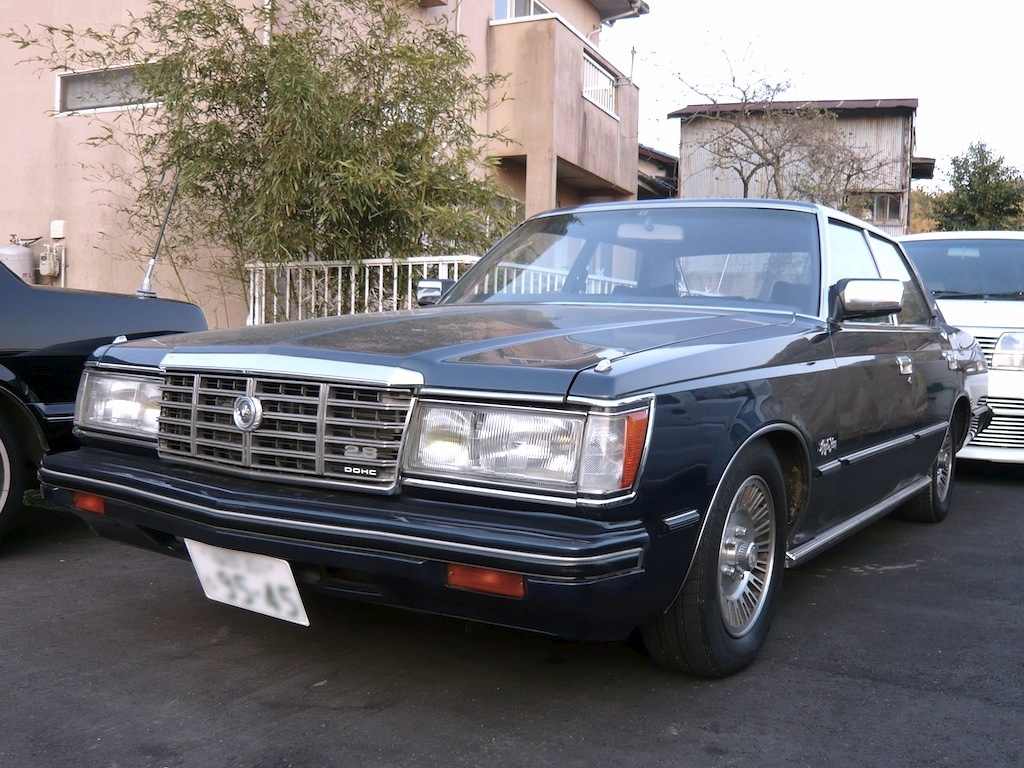1982 Toyota Crown #11