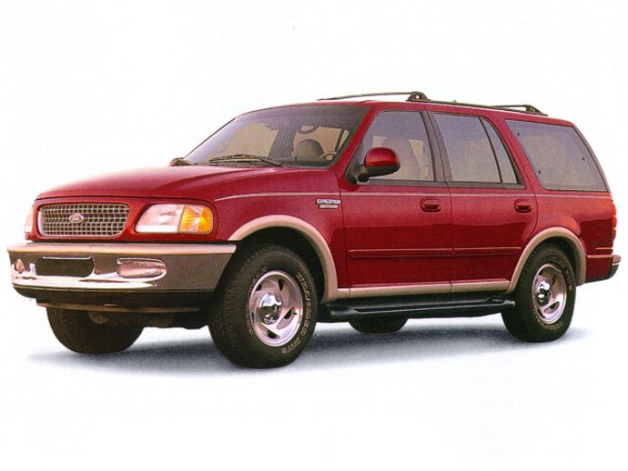 1998 Ford Expedition #11
