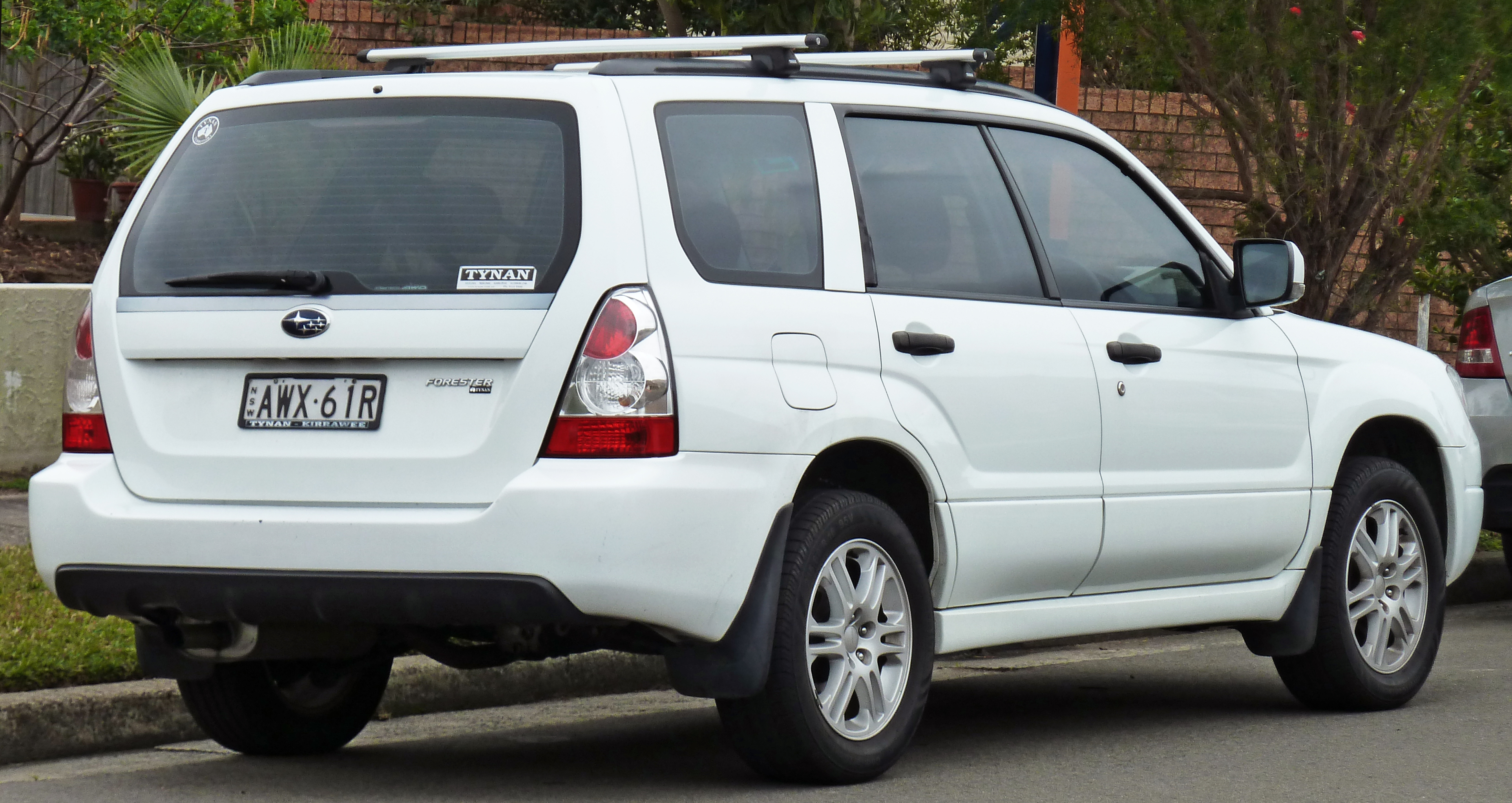 2008 Subaru Forester Photos Informations Articles