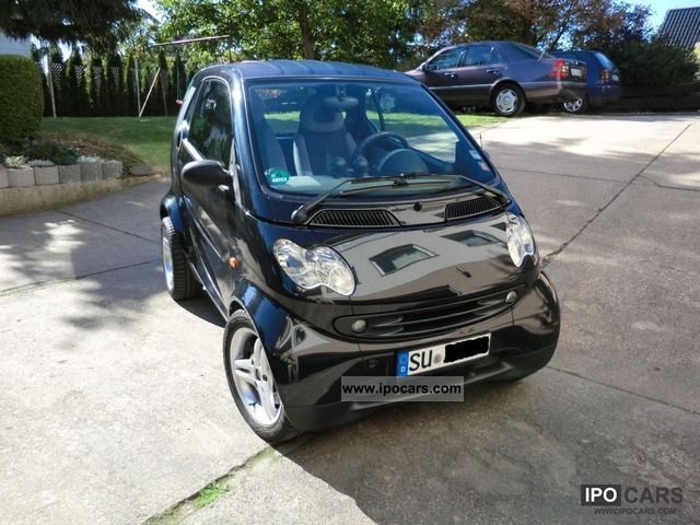 2002 Smart ForFour #6