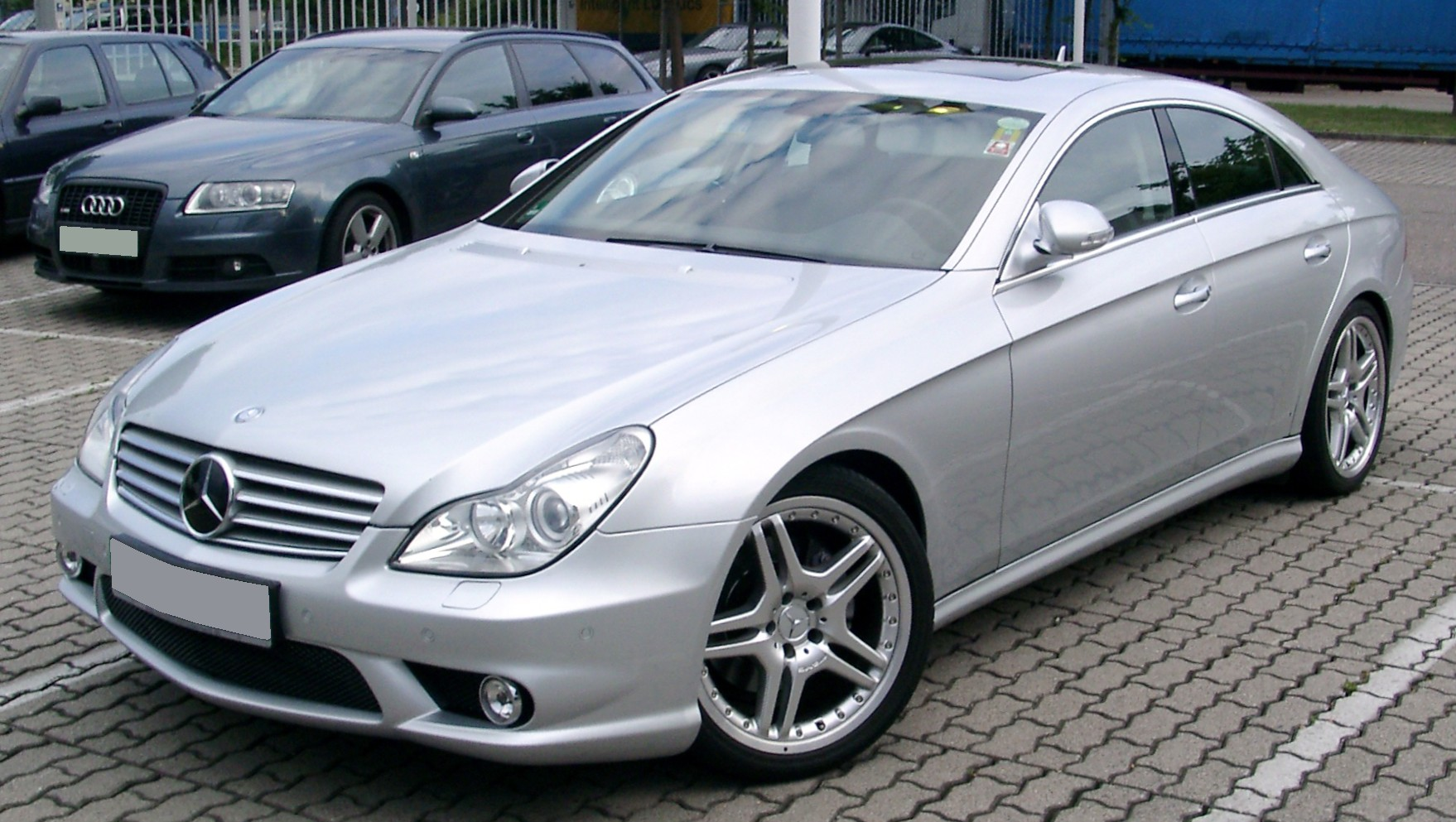 2004 Mercedes-Benz CL #10