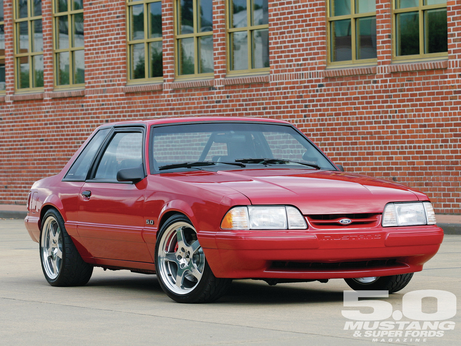 1993 Ford Mustang #11