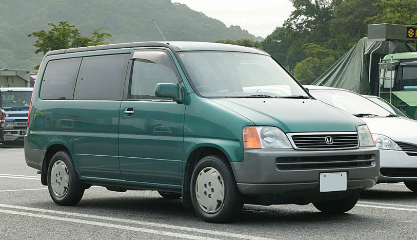 1999 Honda Step Wagon #6