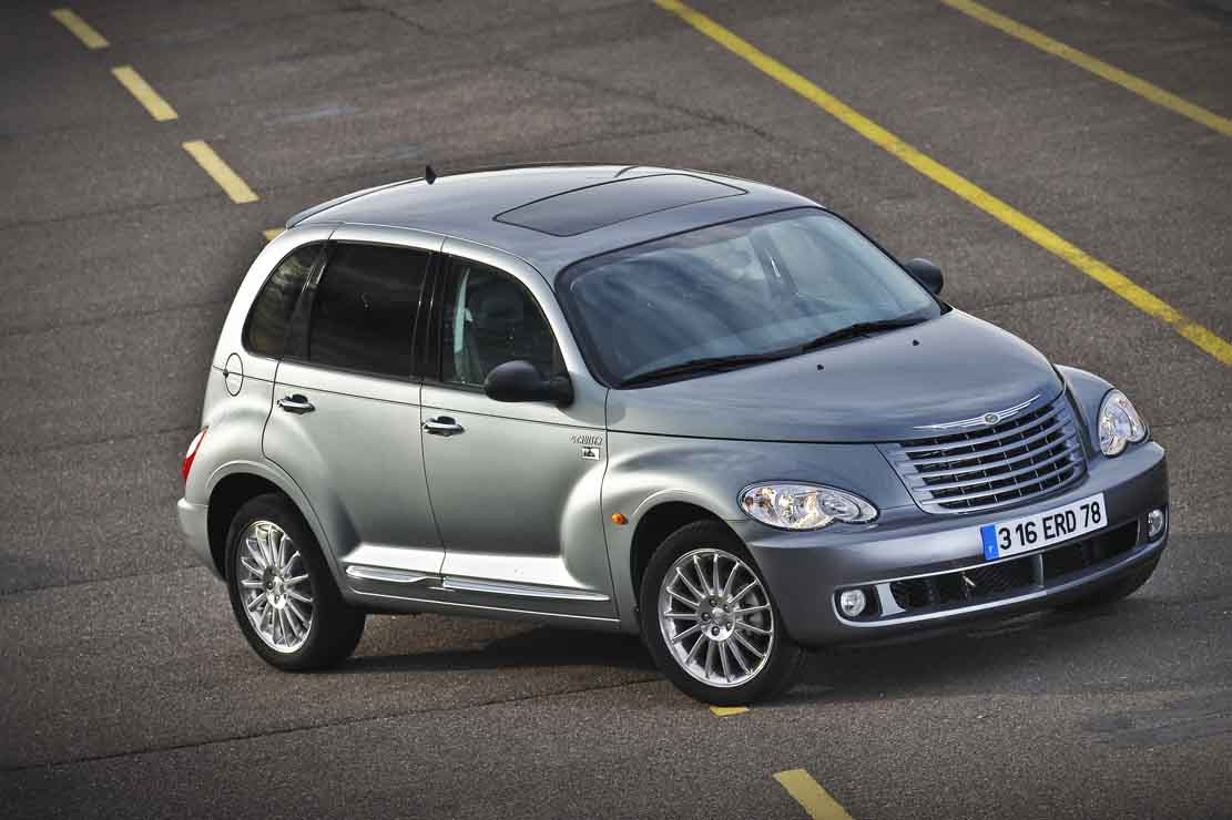 2010 chrysler pt cruiser photos informations articles. Black Bedroom Furniture Sets. Home Design Ideas